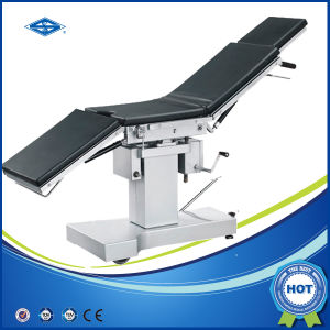 Multi-Purpose Manual Hydraulic Pressure Surgical Operating Table pictures & photos