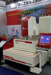 Kingred CNC EDM Wire Cutting Machine Kd400gl pictures & photos
