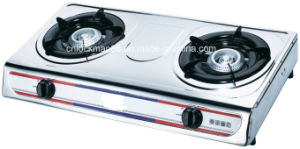 Top-Selling 2 Burner Gas Stove (206) pictures & photos