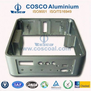 CNC Machining Aluminium Alloy for Consumer Electronics with ISO9001 Certified pictures & photos