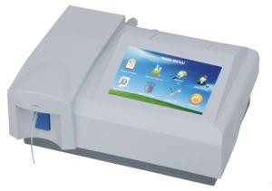 New Semi-Auto Biochemistry Analyzer Touch Screen pictures & photos