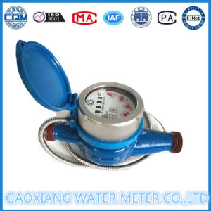 Gaoxiang Photoelectric Remote Reading Water Meter Dn15-Dn25 pictures & photos