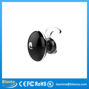 New Mini Stereo Touch and Voice Control Noise Cancelling Wireless Bluetooth Headphones (M Bean)