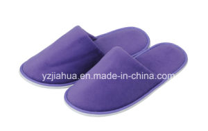 Hot Sale Five Star Hotel Washable EVA Slipper pictures & photos