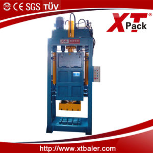 Vertical Used Clothes Baler (XTY-500LTX)