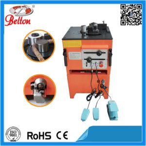 CNC Rebar Bender and Cutter with Double Angle Be-Rbc-32 pictures & photos