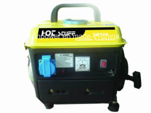 2 Stroke Portable, Low Noise Gasoline Generator Set with CE Approval pictures & photos