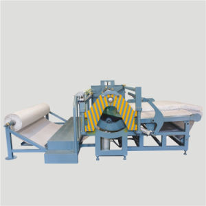 Foam Mattress Roll Packing Machine (LR-PSL-15P) pictures & photos