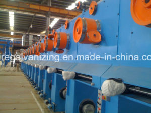 Hot DIP Galvanizing Production Line for Steel Wire pictures & photos