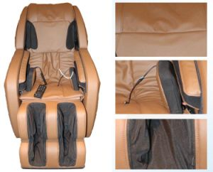 Hot Selling Luxury Zero Gravity Massage Chair (WM003) pictures & photos