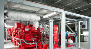 Fire Pump Skid Package