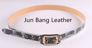 Classic PU Belt in High Quality for Women