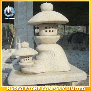 Japanese Kodai Yukimi Garden Lantern Stone Pagoda pictures & photos