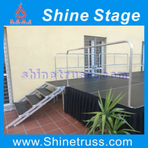 Outdoor Concert Stage Plywood Stage pictures & photos