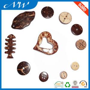 Wholesale Different Design Coconut Button
