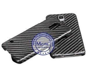 China Cell Phone Accessory 100% Genuine Carbon Fiber Cases for Samsung Galaxy S5 pictures & photos