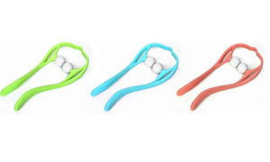 Hot Sale Colorful Plastic Neck Massagers pictures & photos