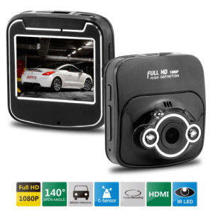 Fuul HD 1080P 140 Degree Novatek WDR Loop-Cycle Recording in Car Camera Recorder
