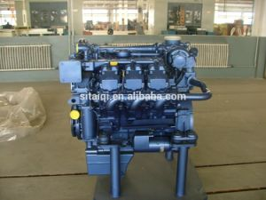 Weichai Wp12c 450HP Marine Diesel Engine pictures & photos