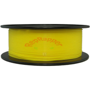 Well Coiling ABS 1.75mm Yellow 3D Printing Filament pictures & photos