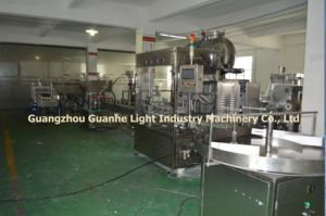 Automatic Bottling Machine for Liquid Filling Capping Line pictures & photos