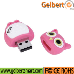 Best Price Custom PVC USB Flash Drive for Gift pictures & photos