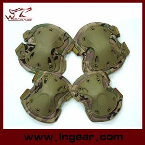 Military Transformers Airsoft Paintball Knee Elbow Pads of Type B pictures & photos