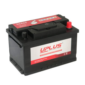 Lbn3 56420 12V 64A Maintenance Free Power Battery Automotive Battery pictures & photos