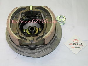 Motorcycle Parts Motorcycle Rear Hub Panel Complete for Ax100 (with Brake Shoe) pictures & photos