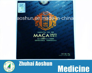 High Quality-Maca Tablets with GMP Standard pictures & photos