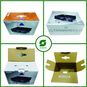 2015 Fancy New Design Brown Cardboard Box Ep1545 pictures & photos