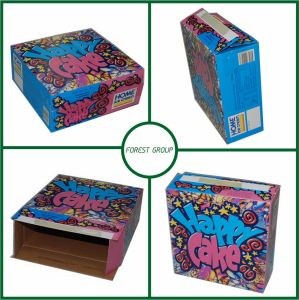 Glossy Corrugated Paper Box in China Fp46541321 pictures & photos