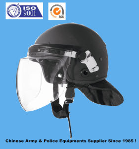 Law Enforcement Police Anti Riot Helmet