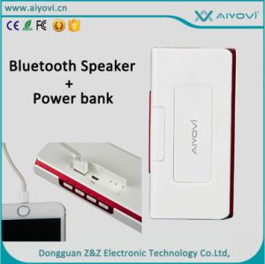 Wholesale Main Product 5200mAh Power Bank with Bluetooth Speaker pictures & photos
