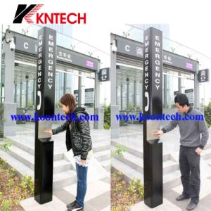 Outdoor Sos Telephone Emergency Telephone Knem-23 Kntech pictures & photos