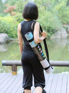 Durable Exercise Yoga Mat, Renewable Sports Mat pictures & photos