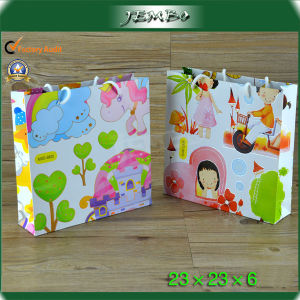 Fashion PP Laminated Paper Shopping Bag pictures & photos
