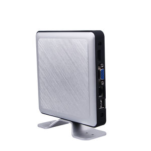 Supporting HDMI and VGA Intel Celeron J1800 Mini PC (JFTCK620M) pictures & photos