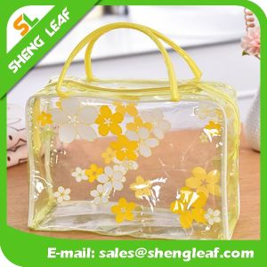 Fashion and Cheap Promotional PVC Cosmetic Bag pictures & photos