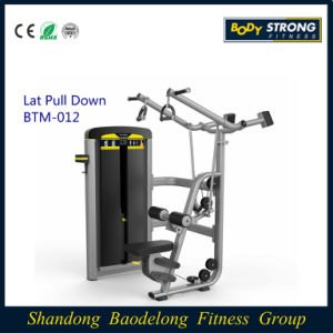 Gym Equipment Commercial/Body Building Equipment Btm-012 Lat Pull Down pictures & photos