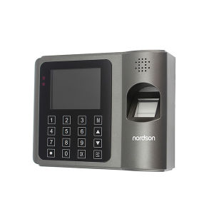 "2.4"" Touch Screen Optical Fingerprint Scanner with Access Control pictures & photos"