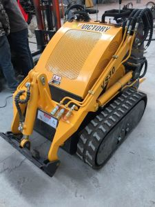 Mini Track Loader with B&S Engine pictures & photos
