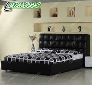 S124 American Selling Bed Room Bed pictures & photos