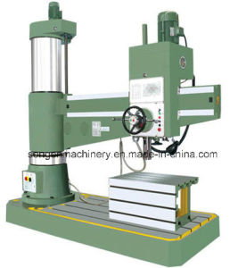 Maximum Drilling Diameter 63mm Radial Drilling Machine, pictures & photos