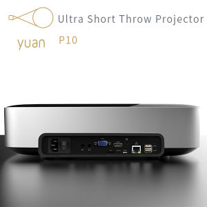 Home Theatre Projector with Ultra Short Throw
