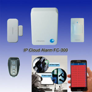 Hot Selling Items IP Alarm System SMS Home Security Alarm System, Google Play Store APP Download Better Than GSM PSTN Burglar Alarm