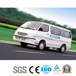 China Popular Minibus of Luxury Big Haice 18 Seats
