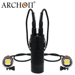 Archon LED UV Flashlight 200watts Waterproof 100meters pictures & photos