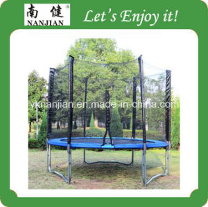 10ft Kids Indoor Trampoline Bed on Sale pictures & photos
