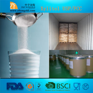 Wholesale Xylitol, Lowest Price Xylitol Powder, CAS No: 87-99-0 pictures & photos